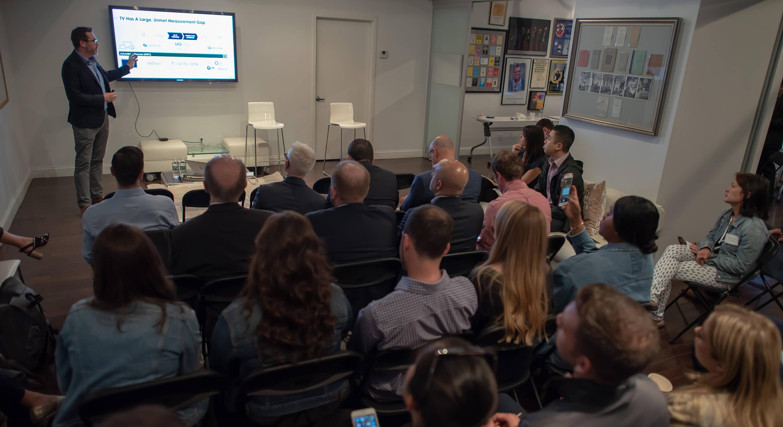 NY Ad Club - TVision + IPG Media Lab, May 2019